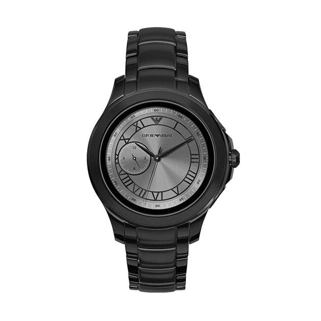 Смарт-часы Emporio Armani Alberto DW7E2 Black/Black (ART5011)