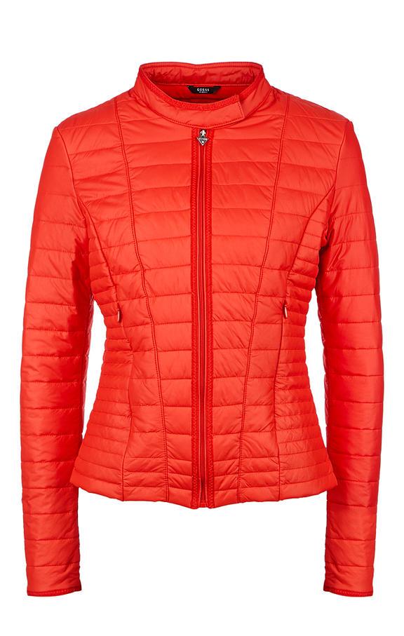 Куртка женская Guess красная 40