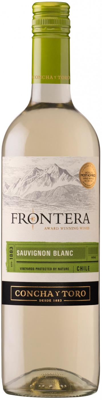 Вино Concha y Toro Frontera Sauvignon Blanc фото