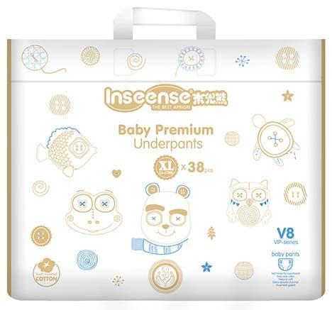 Подгузники трусики INSEENSE V8 12 17