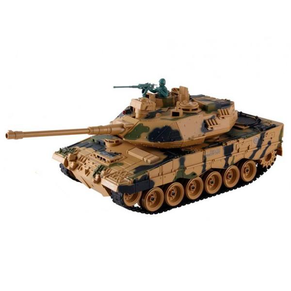 Радиоуправляемый танк Pilotage German Leopard2 1:18 (RC18391)