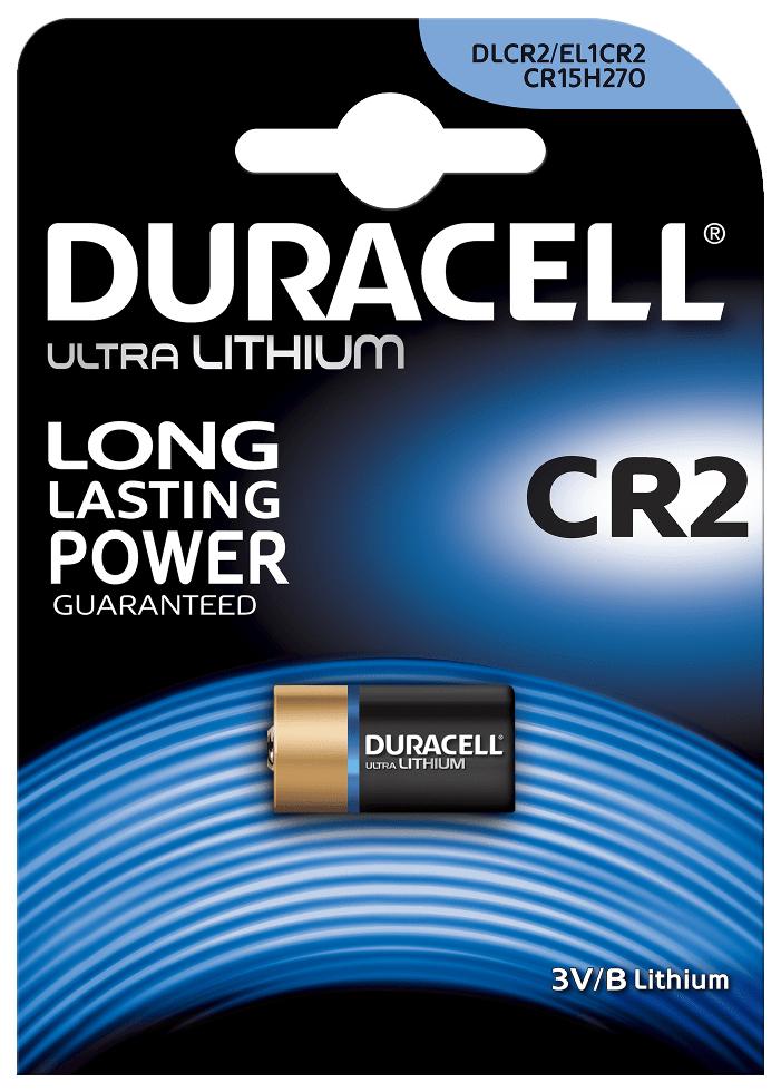 Батарейка Duracell Ultra CR2 1 шт