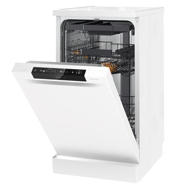 Посудомоечная машина 45 см Gorenje GS54110W white
