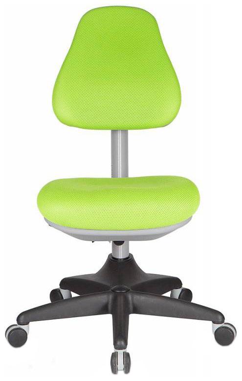 Купить Кресло компьютерное Бюрократ KD-2/G/TW-18 салатовый TW-18 Эксклюзив HOFF, Детские стульчики