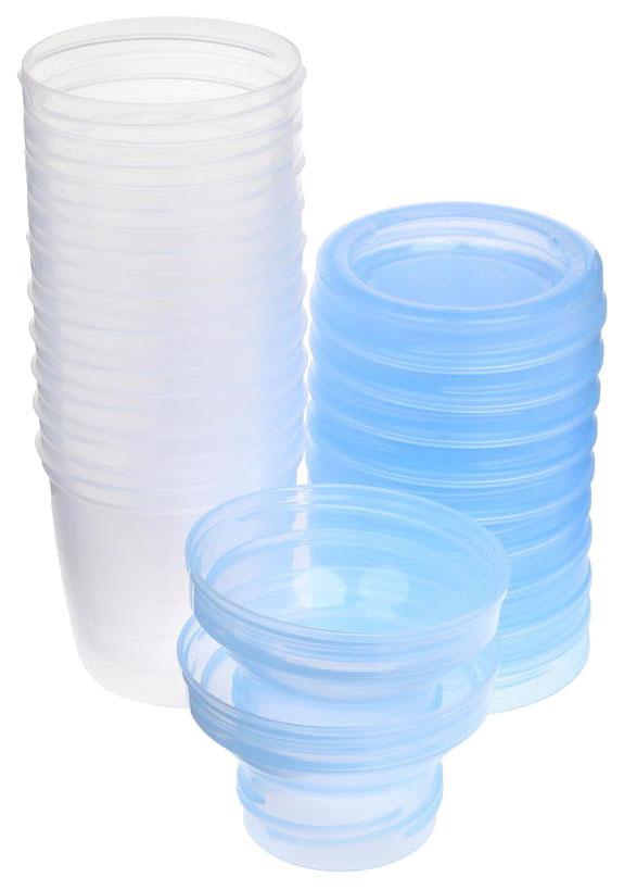 Купить Набор контейнеров для хранения грудного молока Philips Avent SCF618/10, Контейнеры и пакеты для хранения грудного молока