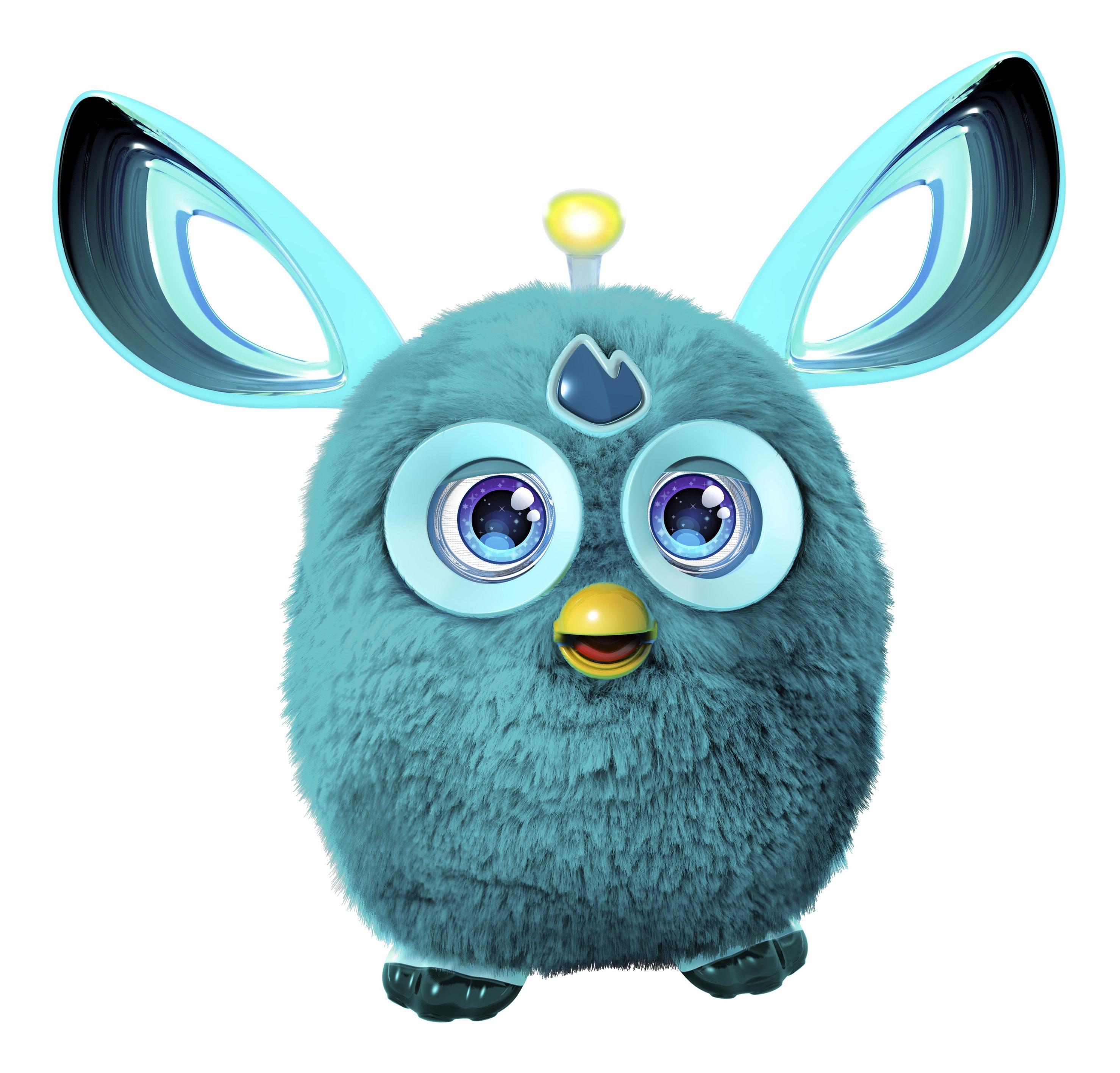 Купить Игрушка Furby Коннект Лед B6083 B6084, Интерактивные мягкие игрушки