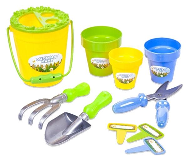 Купить Набор садовода ABtoys Помогаю Маме PT-00604, Играем в садовода