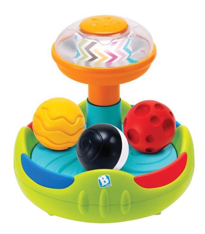 Купить Развивающая игрушка B kids Юла с шариками из серии Sensory, B.Kids, Развивающие игрушки