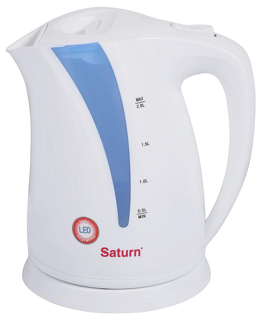 Чайник электрический Saturn ST EK8417 White