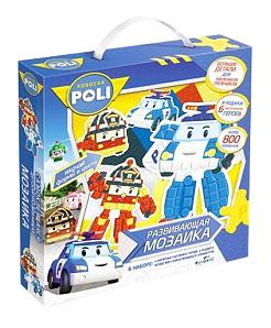 Купить Мозаика Origami Robocar Poli Развивающая мозаика, Мозаики