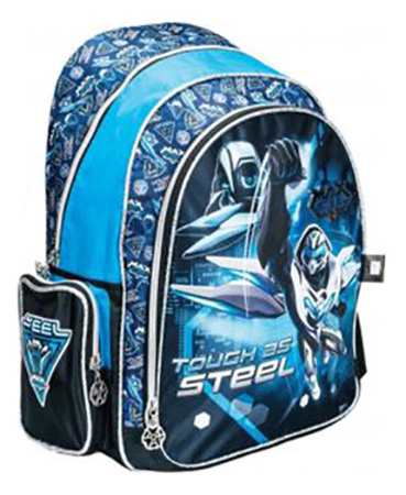 Купить Ранец Centrum Ранец Max Steel, Школьные рюкзаки для девочек