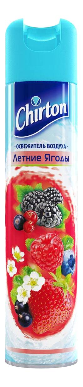 Освежитель воздуха Chirton летняя ягода 300 мл
