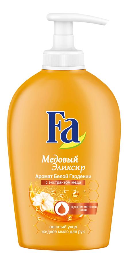 Жидкое мыло Fa Медовый Эликсир Гардения
