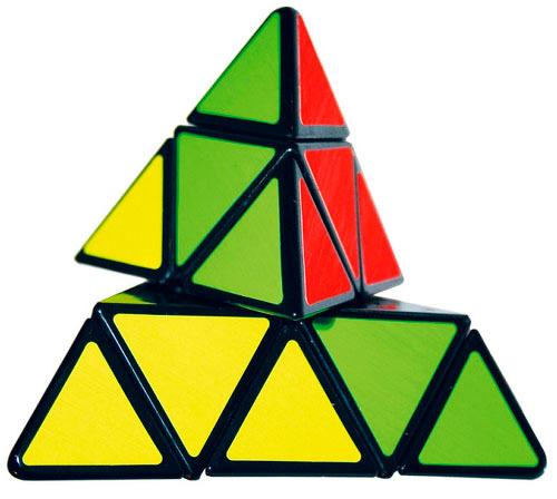 Купить Головоломка MEFFERT`S Пирамидка (Meffert's Pyraminx),
