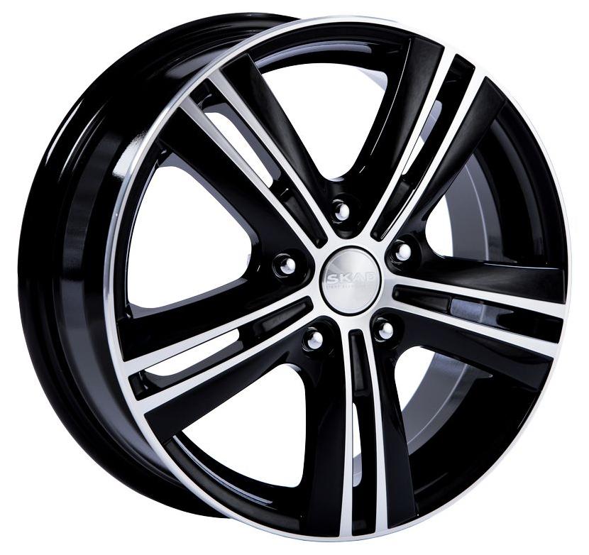 Колесные диски SKAD Багира R16 6J PCD5x114.3 ET50 D60.1 (1660205) фото
