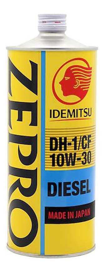 Моторное масло Idemitsu Zepro Diesel 10W-30 DH-1/CF 1л