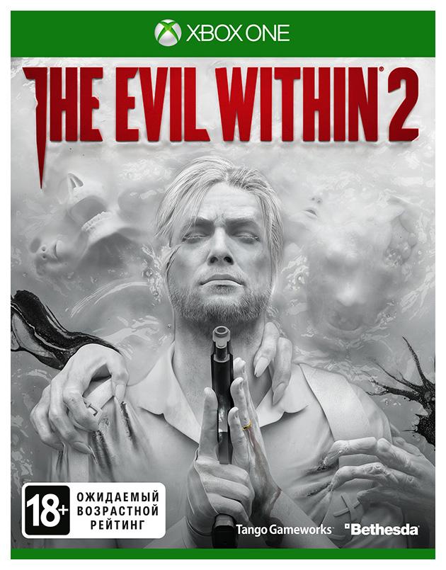 Игра The Evil Within 2 для Xbox One Bethesda