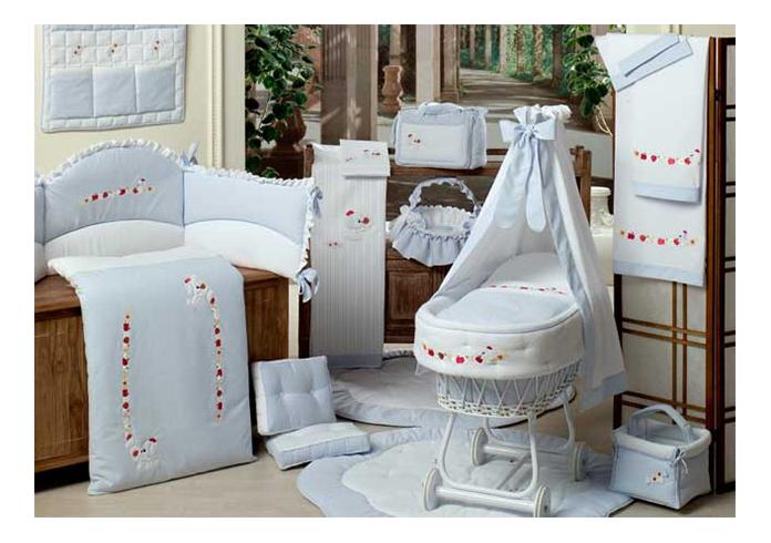 Балдахин для детской кроватки BabyPiu Сладости