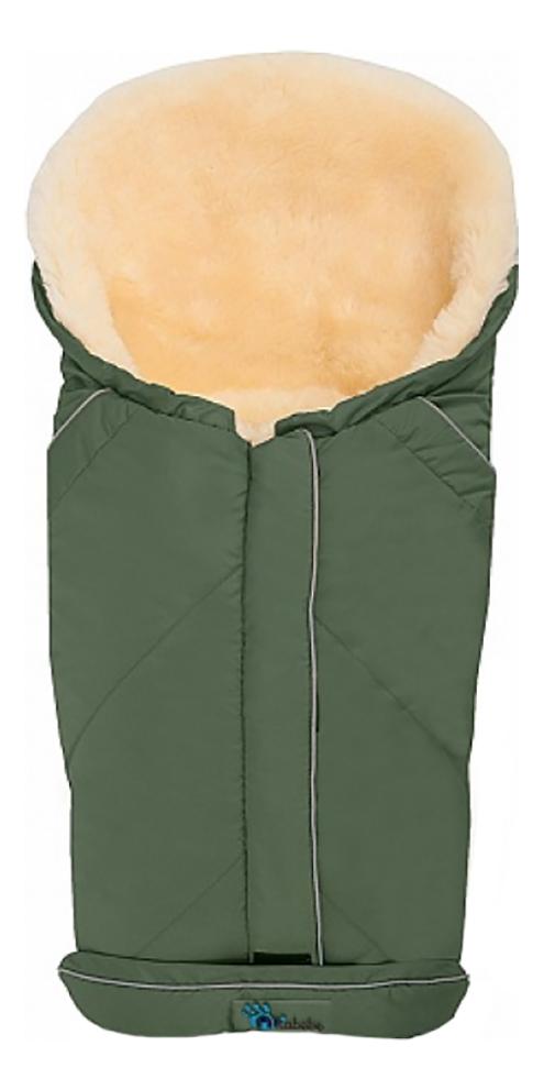 Купить Конверт-мешок для детской коляски Altabebe MT2003LP Lambskin-Car Seat Bag Olive,