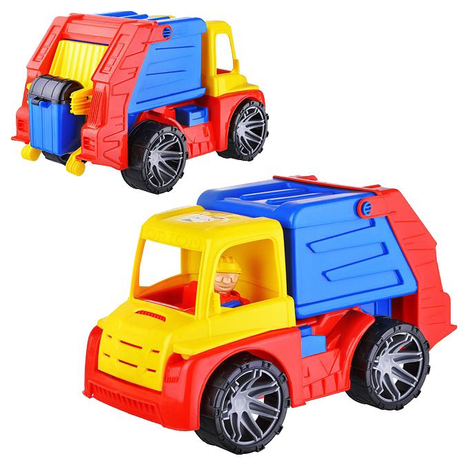 Купить Спецтехника Orion TOYS Авто М4 Мусоровоз 300, Строительная техника