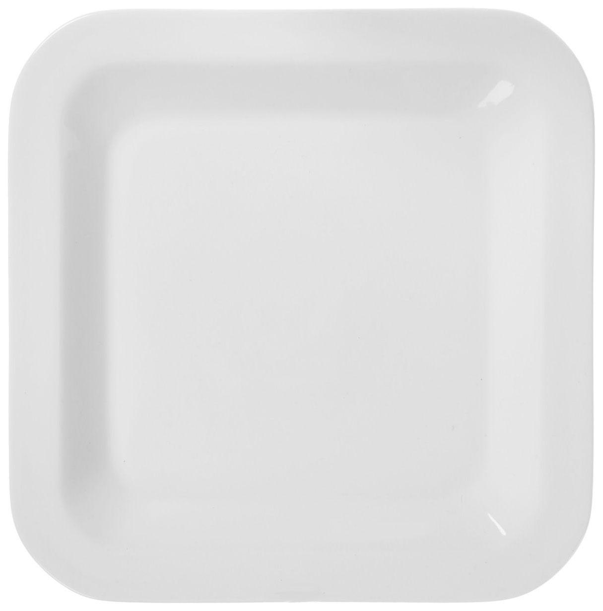 Тарелка Tescoma Gustito 386320 Белый