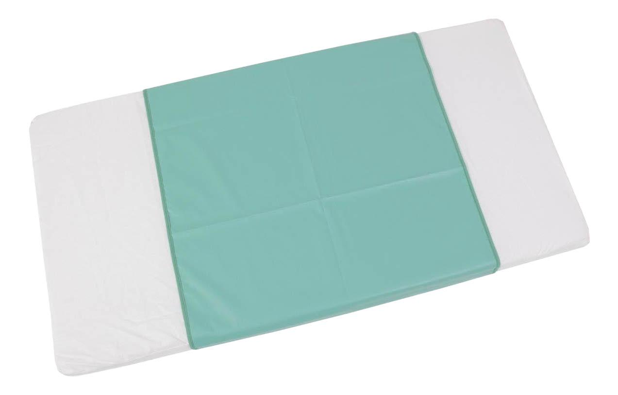 Пеленки для детей Фея 68x100 см зеленая