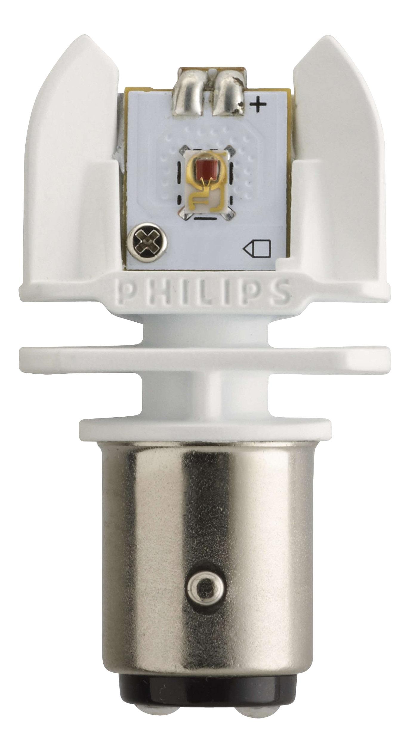 Лампа светодиодная PHILIPS X-tremeUltinon 5W BAY15d 12899RX2 фото