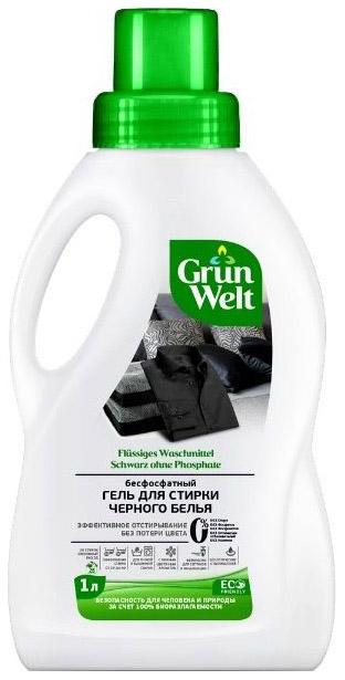 Гель для стирки GrunWelt для черного белья 1000 мл