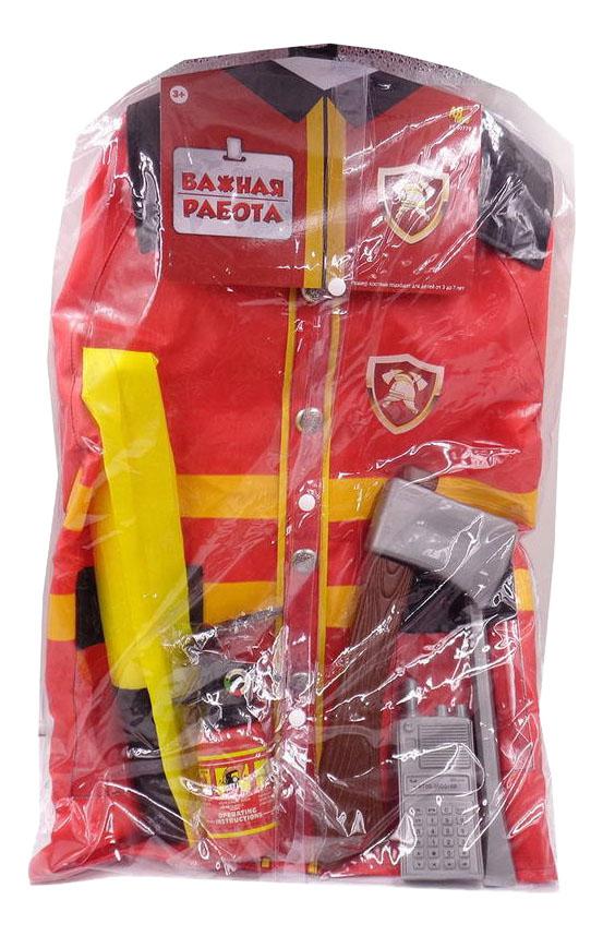 Набор пожарного в кейсе ABtoys Важная работа