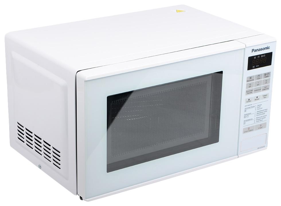 Микроволновая печь с грилем Panasonic NN GT261WZTE