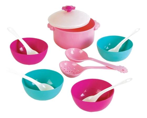 Купить Набор посуды игрушечный Mary Poppins Зайка 39324, ИП Суслов А.И., Игрушечная посуда