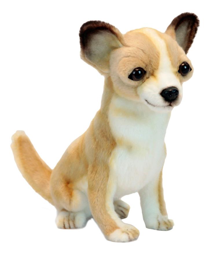 Мягкая игрушка Hansa Собака Породы Чихуахуа 31 см 6501