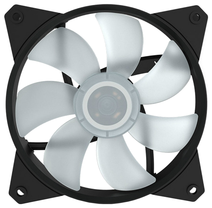 Корпусной вентилятор Cooler Master MF121L RGB  - купить со скидкой