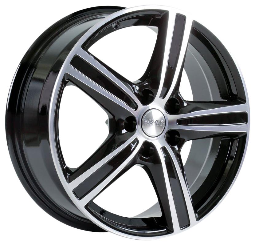 Колесные диски SKAD R16 6.5J PCD5x114.3 ET39 D60.1 1580405 Адмирал