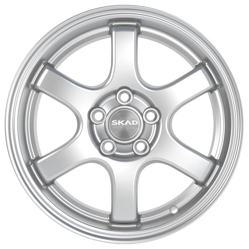 Колесные диски SKAD R15 6J PCD4x100 ET48 D54.1 2150608 фото