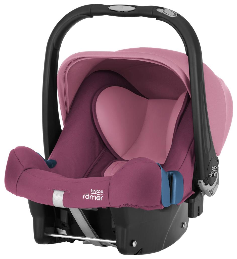 Автокресло Britax Römer Baby-Safe Plus SHR II группа 0+, Розовый