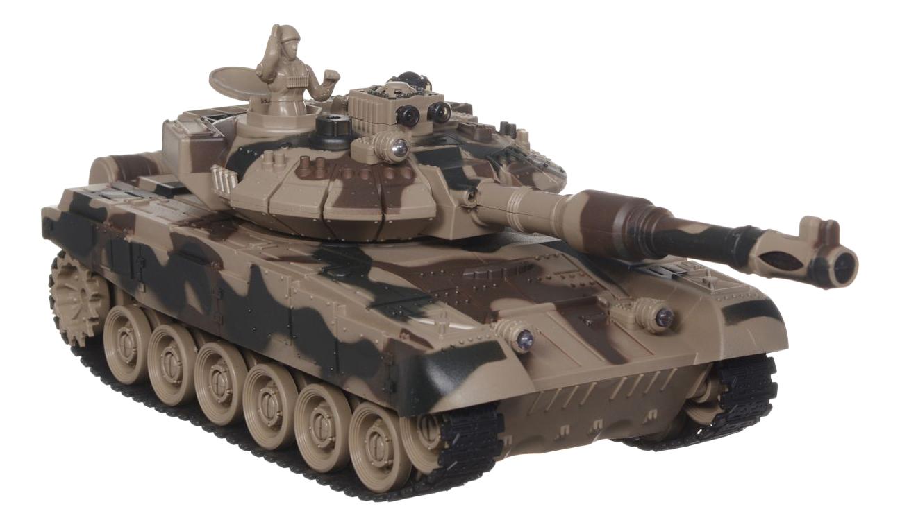 Купить Т-90 коричневый, Танк на радиоуправлении Т-90 Пламенный Мотор 87555, Пламенный мотор, Радиоуправляемые танки
