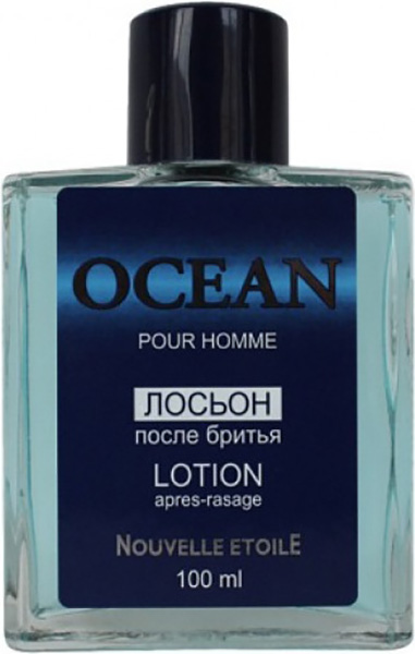 Лосьон после бритья Новая Заря Океан