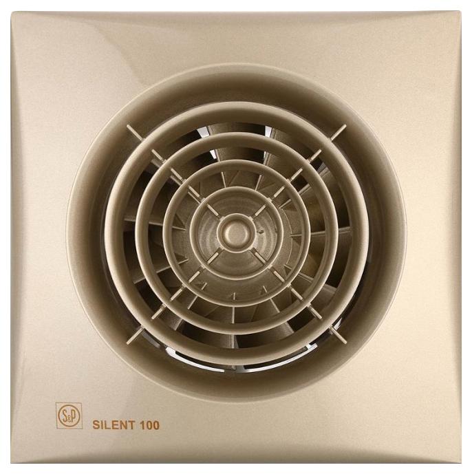 Вентилятор настенный Soler#and#Palau Silent-100 CZ 03-0103-153