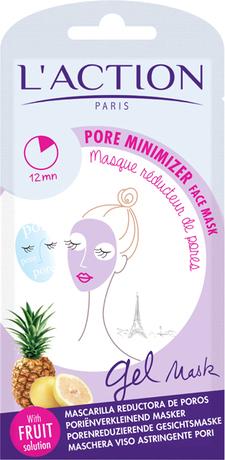 Купить Маска для лица L'Action Pore Minimizer уменьшающая поры, 15 мл