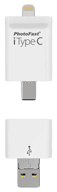 USB флешка PhotoFast i Type C 200GB