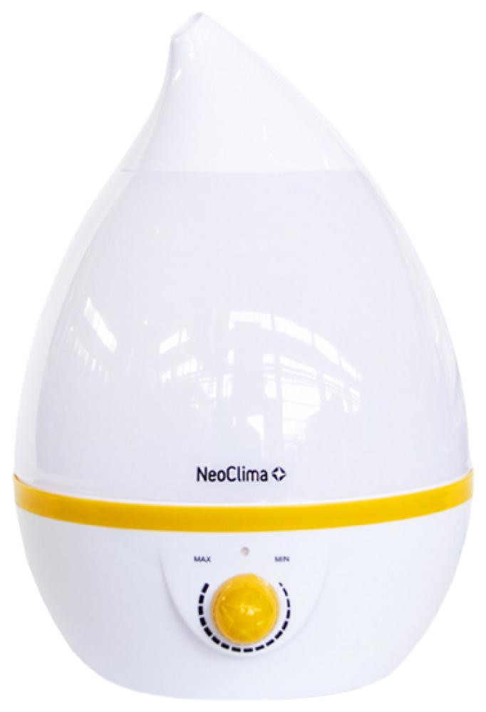 Воздухоувлажнитель Neoclima NHL-200L White/Yellow