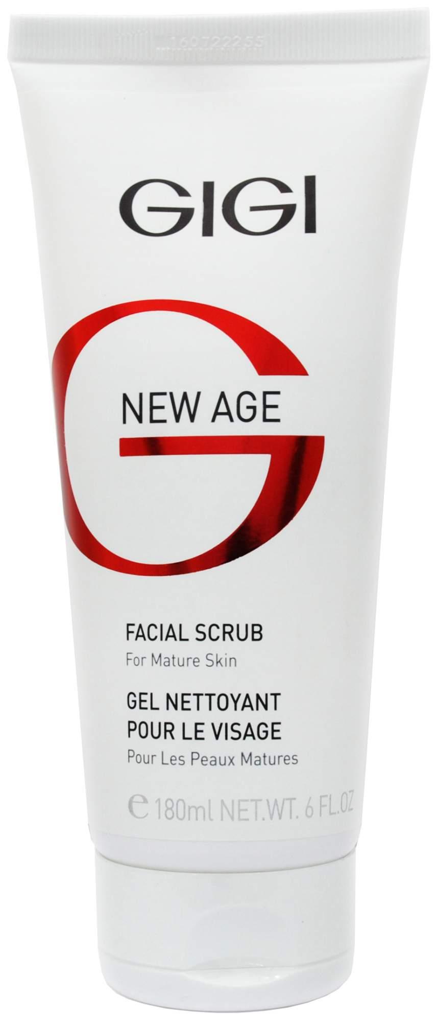 Купить Скраб для лица GIGI New Age Facial Scrub 180 мл