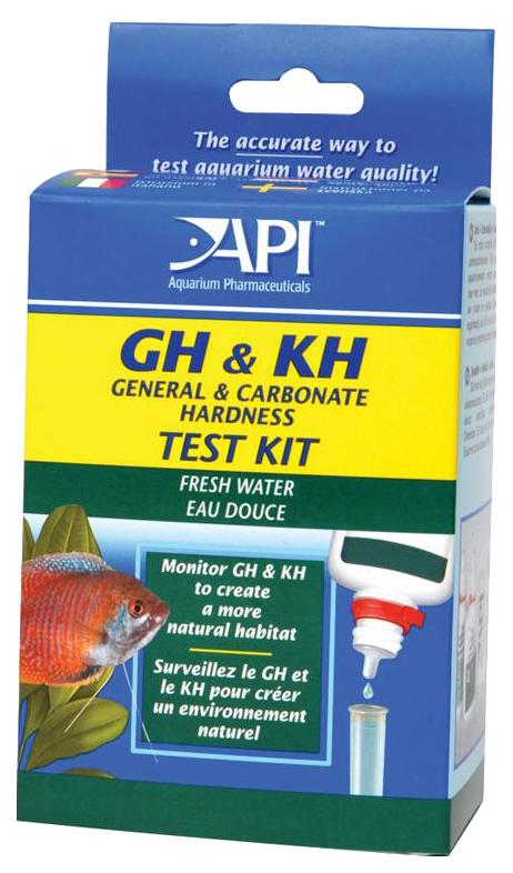 Тест API GH & KH Test