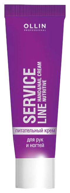Крем для рук Ollin Professional Питательный 100 мл фото