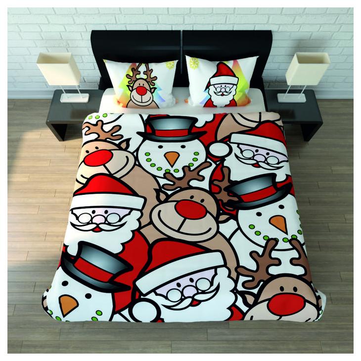 Комплект постельного белья NEWTONE nte339383 двуспальный фото