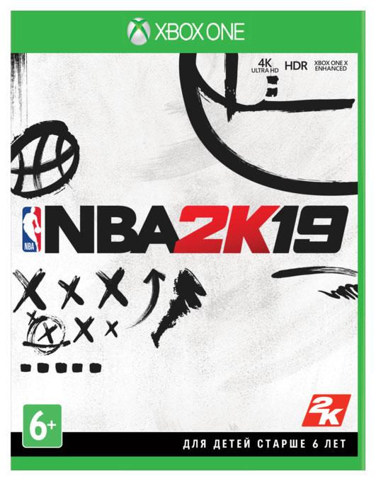 Игра NBA 2K19 для Xbox One