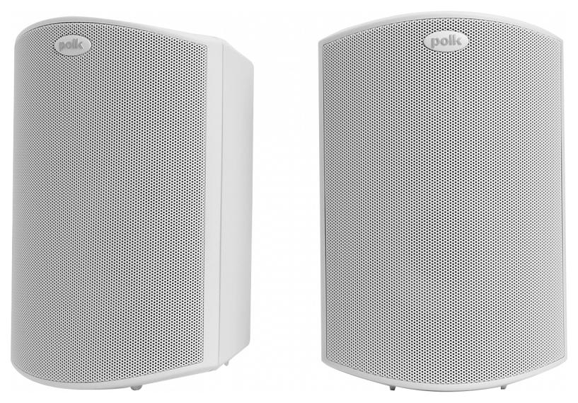 Всепогодная акустика Polk audio Atrium 6 White