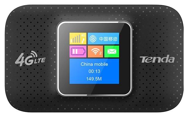 Wi Fi роутер Tenda 4G185 White, Black
