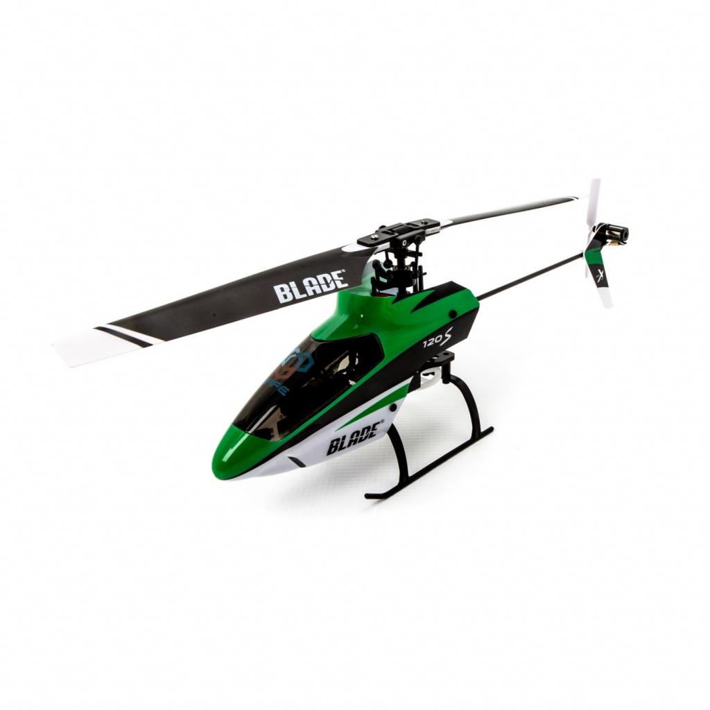 Радиоуправляемый вертолет BLADE 120 S с технологией